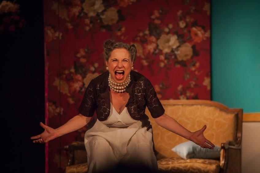 """""""Jettatore"""" de Mariana Chaud, en su paso por Nuevo Cuyo en el marco del Circuito Teatral."""